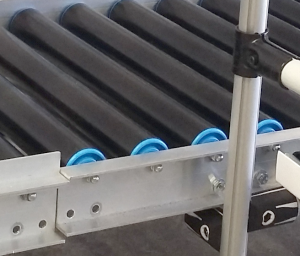 CONVEYOR ROLLER DETAIL